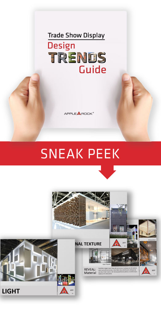 Download the Trade Show Display Design Trends Guide Here
